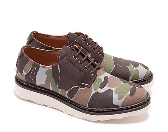 O.A.M.C. – Lloyd Captoe   Wright Oxford Shoes