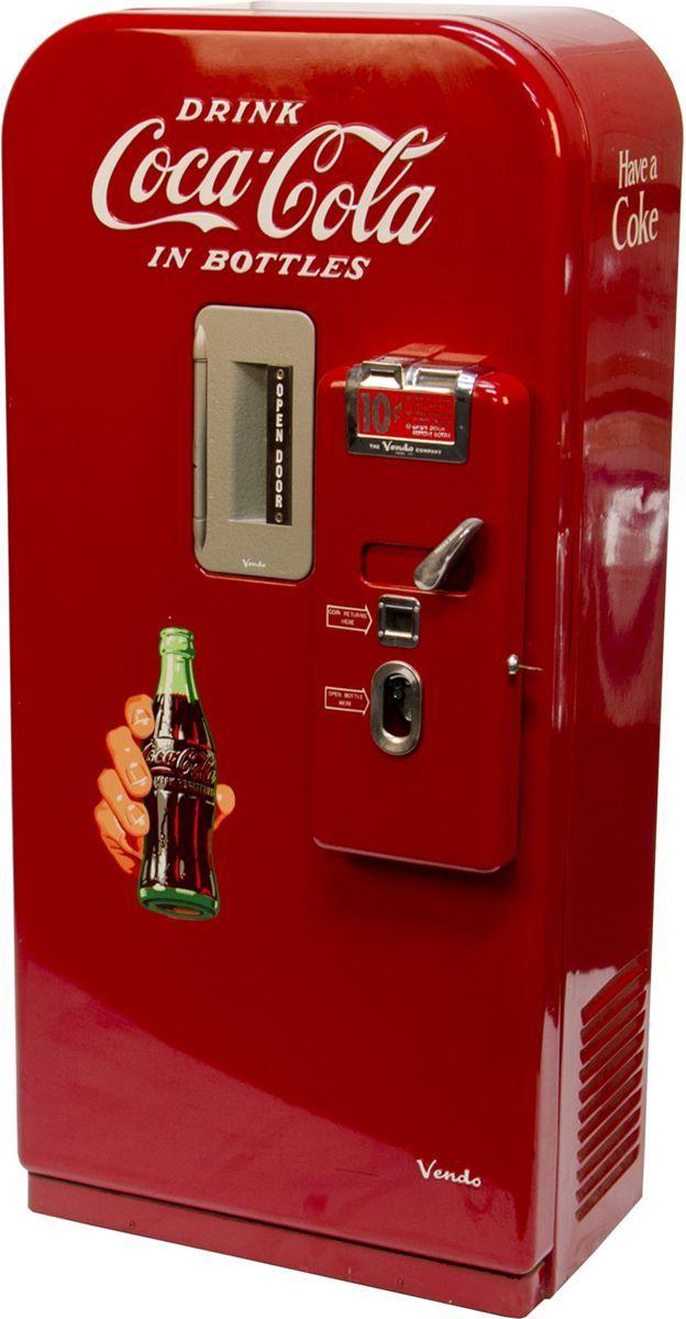 diet coke machine