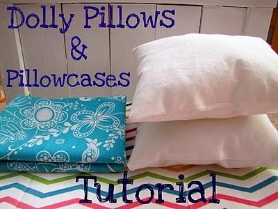 doll pillows