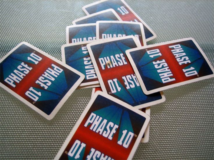 How to play phase 10 stencils printables templates