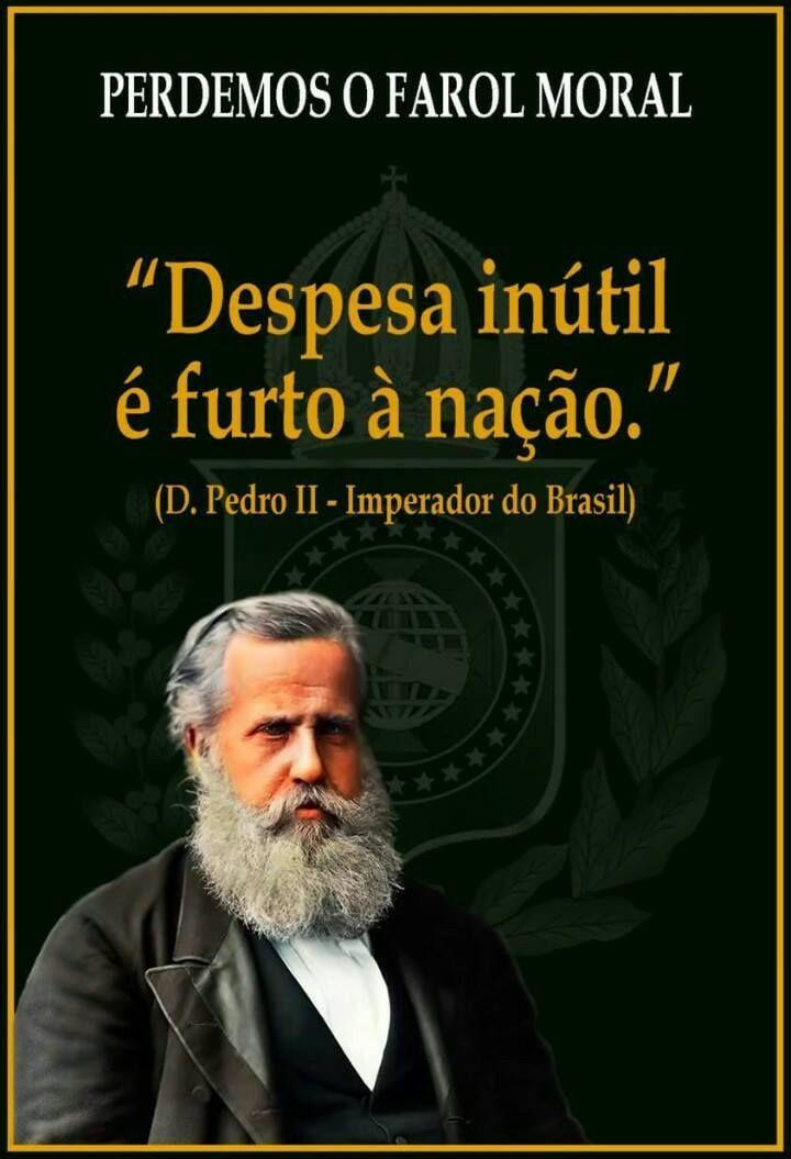 S.M.I. D. Pedro II - O farol moral