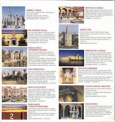 I hablo espanglish: En Sevilla... (pair speaking activity)