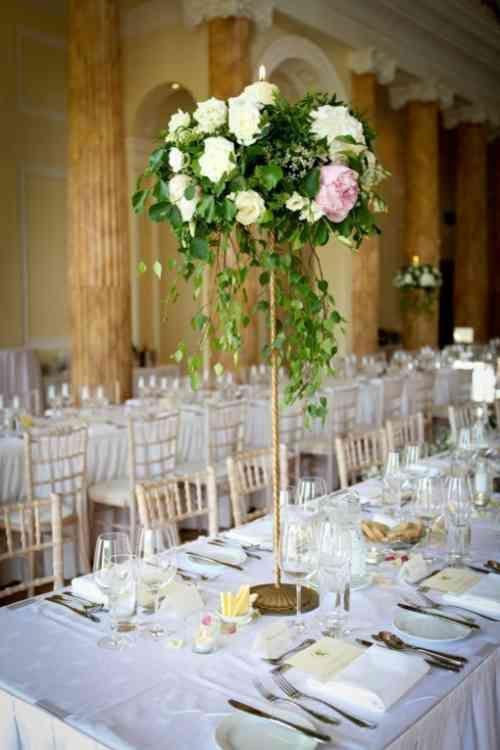 17 meilleures id es propos de centre de table chandelier - Pinterest centre de table ...