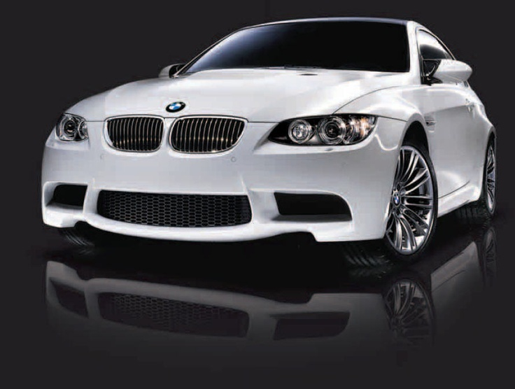 2009 BMW M3 Convertible Owners Manual Front Cover
