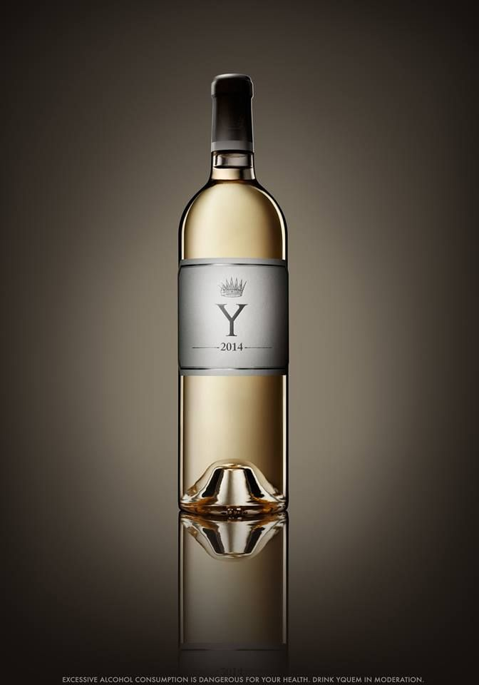 2014 Y Château d'Yquem - A year with contrasting weather conditions, in which cool summer temperatures and warm autumn ones l