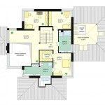 Projekat kuće koji bi svi poželjeli   KucaSnova.com
