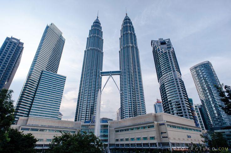 kilka dni w Kuala Lumpur