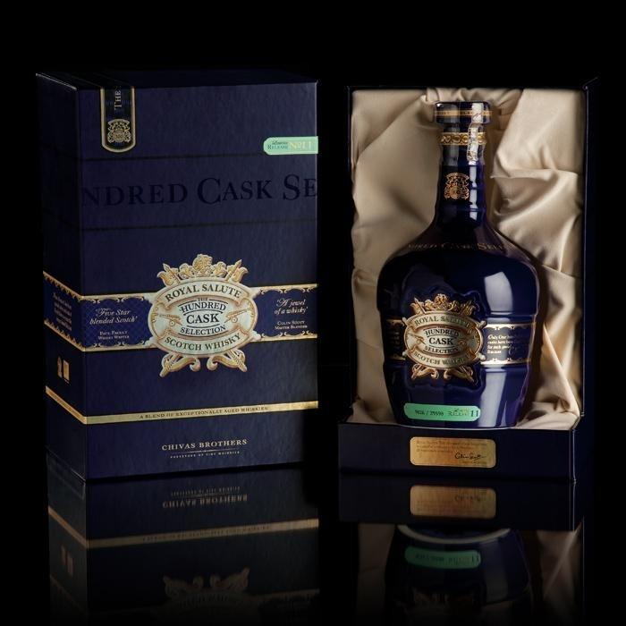 Whisky Chivas Regal H.Cash 750 cc