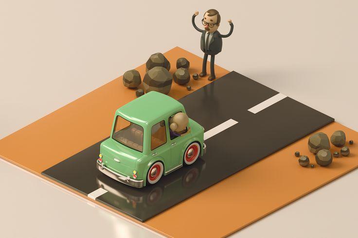 "Coffee Sapiens ""Pieces"" Print Campaign on Behance"