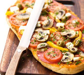 Turks pizzabrood - Recept - Jumbo Supermarkten