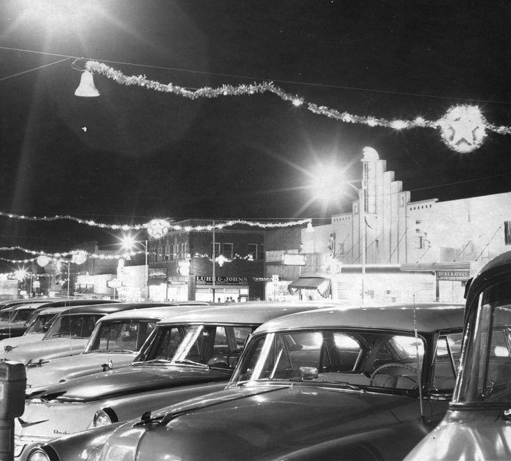 Taylor, Texas, 1950s | Hemmings Daily
