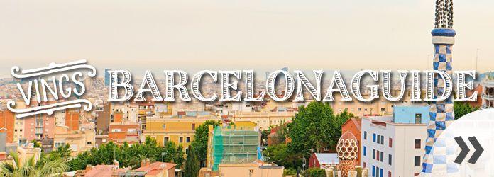 Reseguide om Barcelona