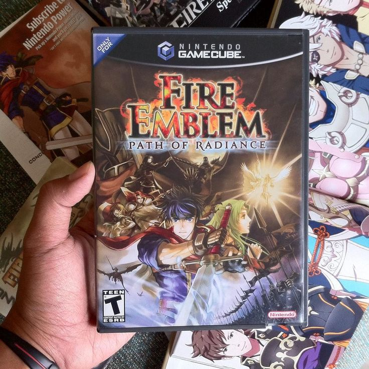 "You'd like this one by adamrendjana #retrogames #microhobbit (o) http://ift.tt/2ohXINd does this Fire Emblem: Path of Radiance known in Japan as Fire Emblem: Sōen no Kiseki (ファイアーエムブレム 蒼炎の軌跡? lit. ""Trail of the Blue Flame"") Nintendo Gamecube's game is getting more bloody expensive year to year? Anyway I like this game better than the Radiant Dawn.  #nintendo #ninstagram #nintendogamecube #nintendogames #game #gamer #gamecube #gamecollector #retro #retrogame  #arcade #arcadegames #java…"