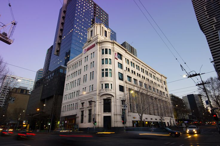 Argus Building | Open House Melbourne 2016