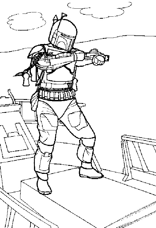 star wars 999 coloring pages