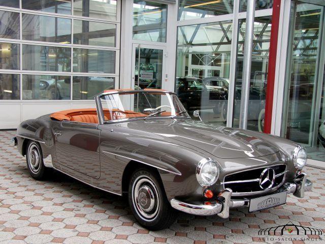 1959 Mercedes-Benz SL 190 – 190 SL