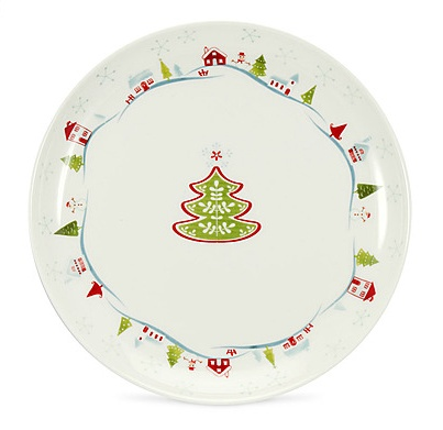 PORTMEIRION CHRISTMAS WISH Side Plate #FindWhatYouLove
