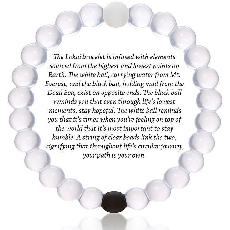 lokai bracelet meaning - Google Search
