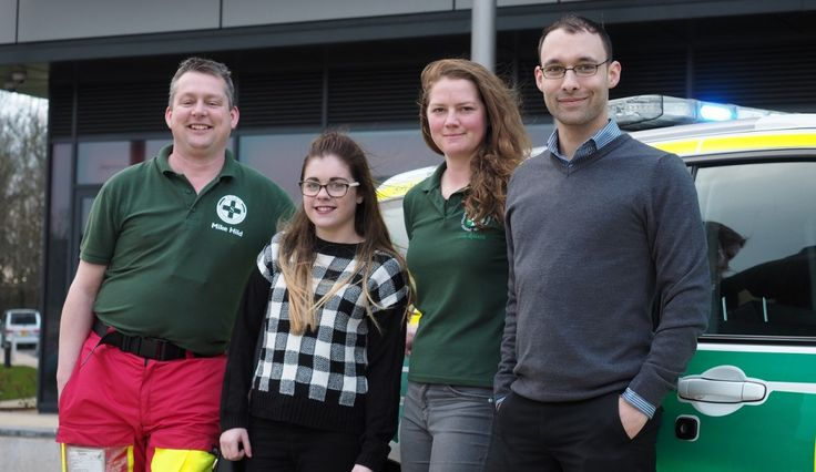 Suffolk Accident Rescue Service Presents to Students