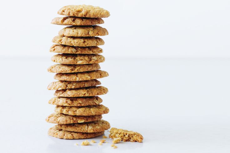 Ask anyone the best way to cook #Anzac bikkies and you';re guaranteed a fight! Crunchy, chewy or crisp? To avoid World War III, try our basic recipe with crowd-pleasing twists (see Notes).