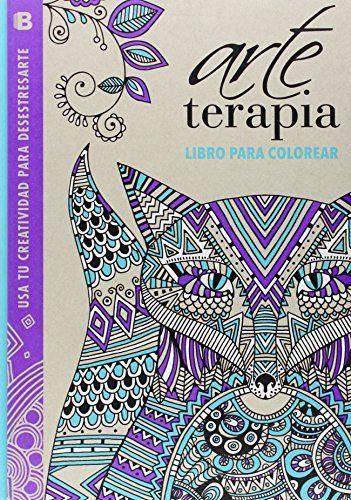 Arte terapia - para desestresarte (Lila) de Merritt http://amzn.to/1DJj6gw #arte #arteterapia #terapia #libros