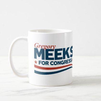 #Gregory Meeks Coffee Mug - #office #gifts #giftideas #business