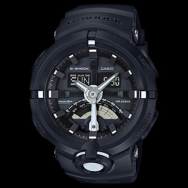 CASIO G-SHOCK URBAN SPORTS BLACK WATCH G500-1A