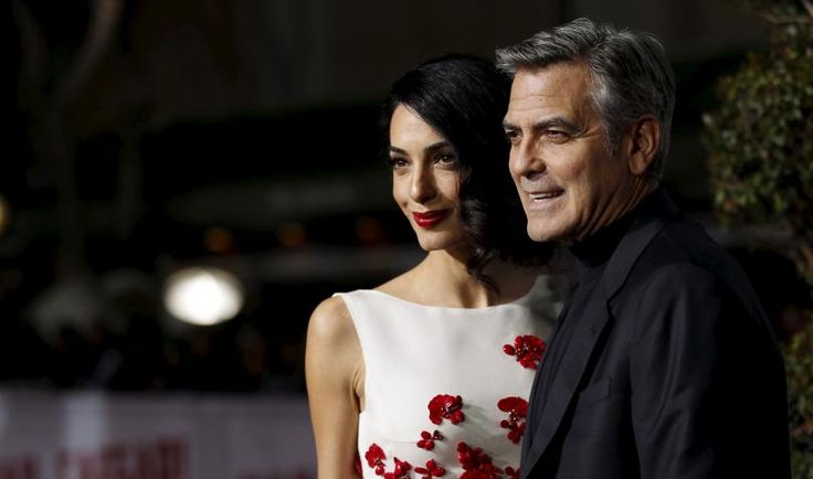 Amal Clooney, George Clooney Marriage Trouble Rumors: Couple Not ...