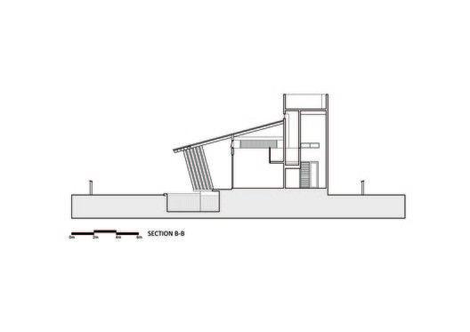 Sepang House,Section