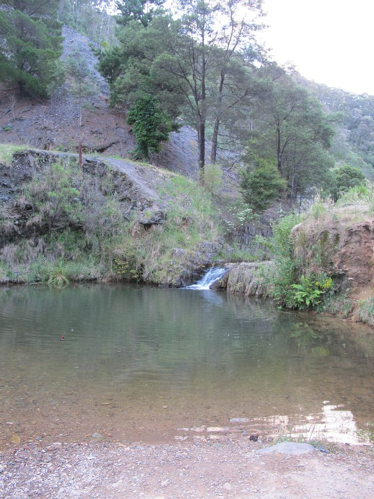 Walhala Swimming Hole: Walhalla, Victoria, Australia Confessions of A Serial Bather A obsessive bather's guide to swimming spots around the world