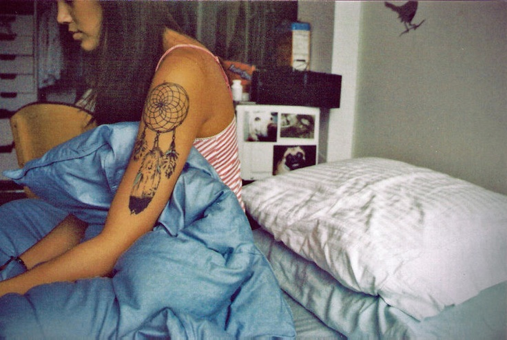 dreamcatcher tattoo-I really want to get this....