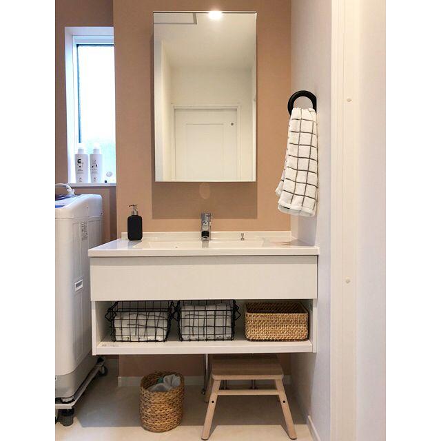 Bpt0518 Instagram うちの洗面台はpanasonicのシーラインです