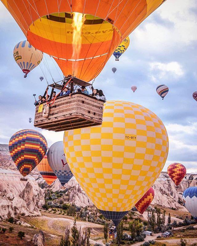 появление погорелово воздушный шар доброе утро картинки сообщениям