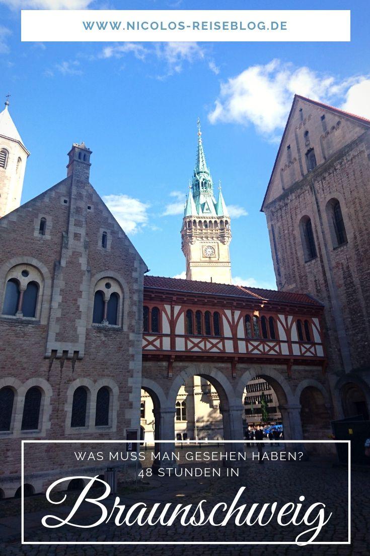 Was Muss Man In Braunschweig Gesehen Haben Diese 5 Orte Reisen