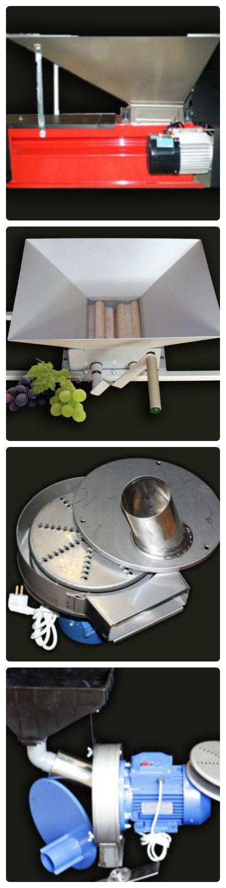 Дробить – винограду не вредить.  Одним из способоф обработки винограда, перед тем как поместить его в пресс, является дробление в специальных дробилках.  http://omega-art.com.ua/category/vse-dlja-vinodeliya/  Дробилка для винограда это устройство с ручным или электрическим приводом, оснащенное валами, которые аккуратно давят ягоды винограда не повреждая его косточки.  http://omega-art.com.ua/category/drobilki-vinogradnye-nthrb%20elektricheskie-dlya-fruktov-i-ovoschey/