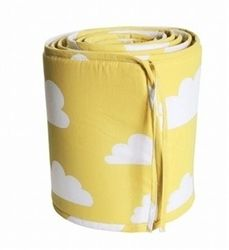 Moln Cloud Yellow print from Farg Form, Sweden at Northlight