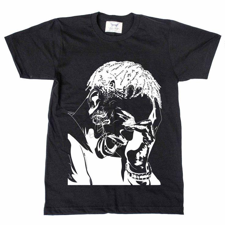 Travis Scott La Flame Rodeo Black Tee // T-shirt // Babes & Gents // www.babesngents.com // #babesngents