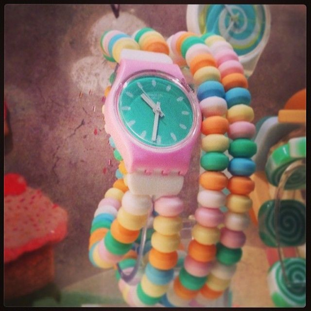 #Swatch #CARAMELLISSIMA, il più dolce!! http://www.cdr95.it/orologi-swatch/lp135-caramellissima