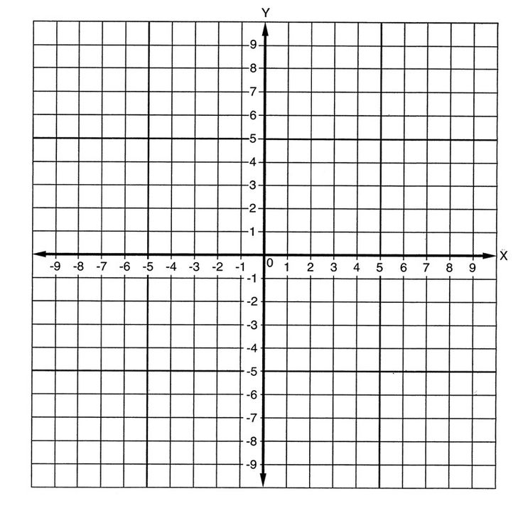 graph paper stickers