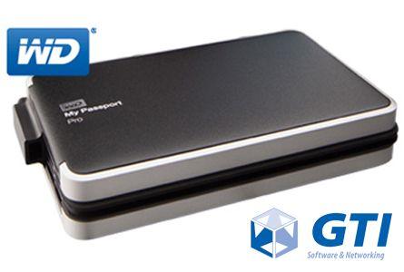 WD My Passport Pro, almacenamiento portátil con doble disco y Thunderbolt http://noticias.gti.es/productos/wd-my-passport-pro-almacenamiento-portatil/