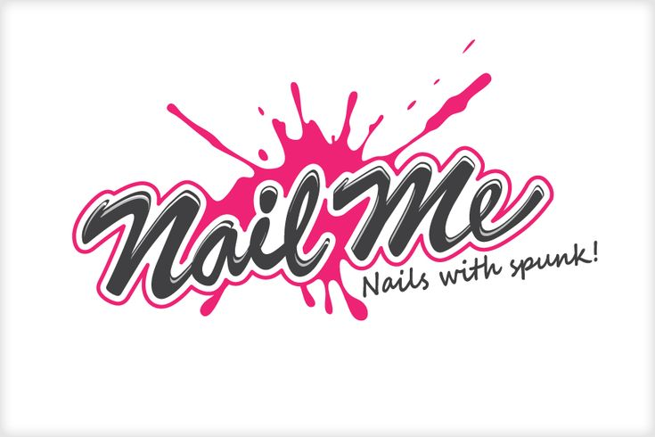 Logo Design design (Design #898347) submitted to Nailing a logo for Funky nail salon start-up (Closed)
