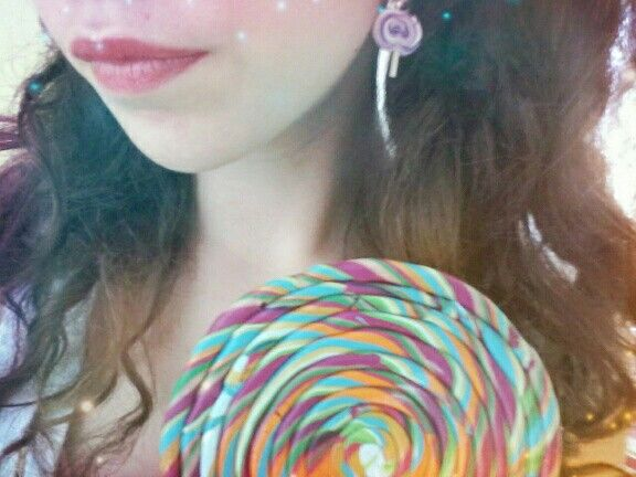 Fimo lollipop (Sophie)