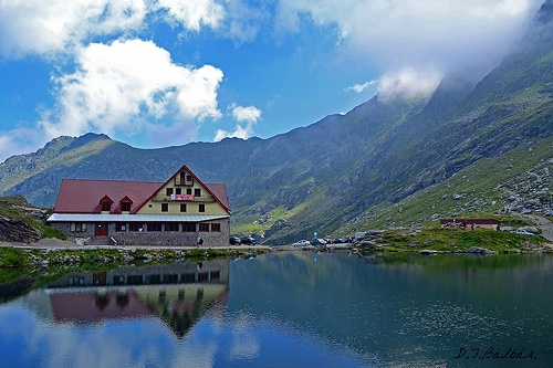 Balea Lac. Făgăraș Mountains.  Have not yet managed to see it - some day!