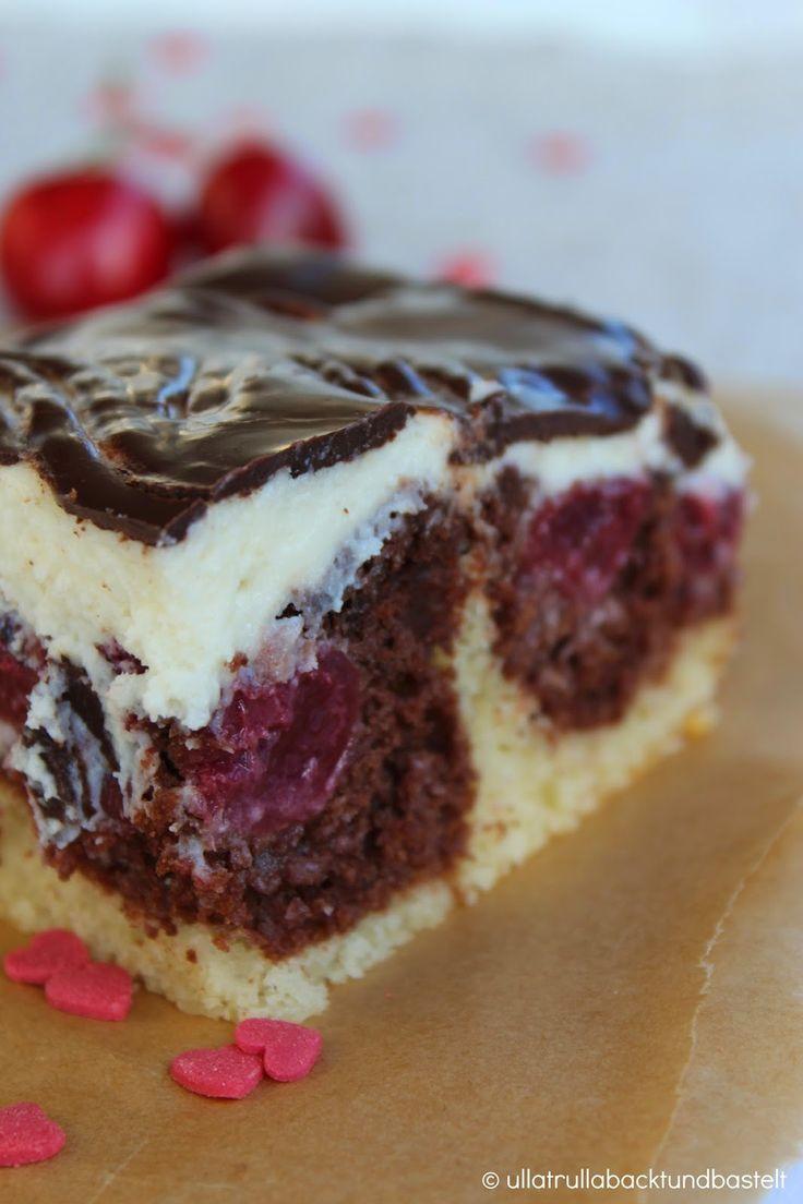 Rezept, Oma, Großmutter, Donauwellen, Schneewittchenkuchen, Schokolade