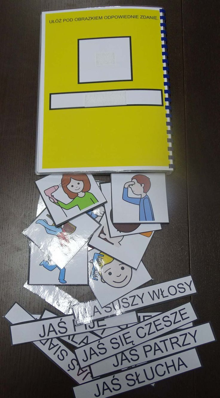 nauka czytania metodą krakowską, czytam zdania metoda krakowska, moja pierwsza książka, czynności