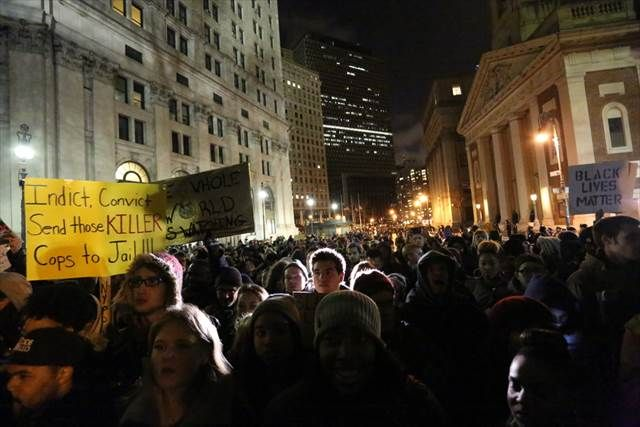 Anti-police violence protests spread across the country - NY Daily News