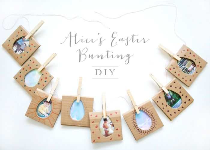 Decorative frame - Easter Projects for Your Home | Design & DIY Magazine