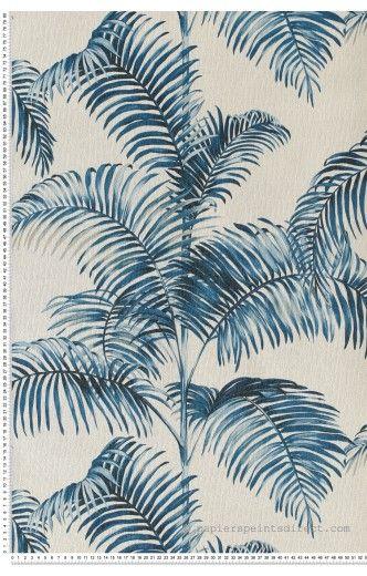 Feuillages Bleu Collection Andora De Montecolino Idees Maison En