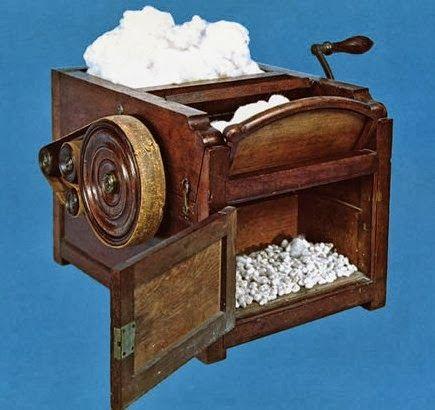Eli Whitney's Cotton Gin cycle 2 week 13