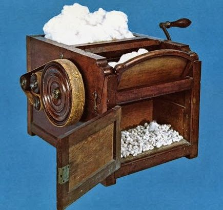 Eli Whitney's Cotton Gin cycle 2 week 13